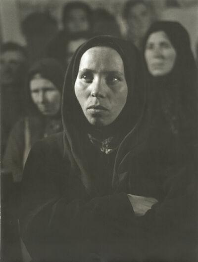 Marian Reismann, 'Young Woman in a Black Veil', 1953/1953