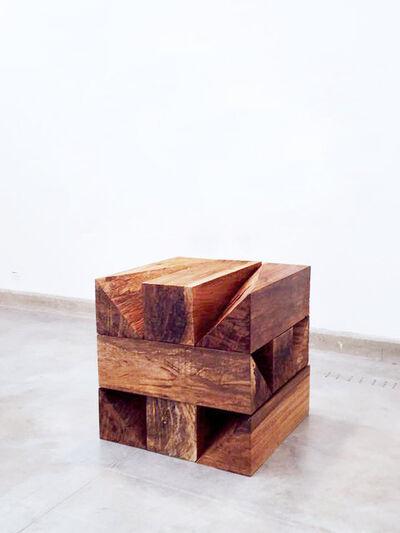 Aldo Chaparro, 'Rethinking Carl Andre TRABUM', 2015