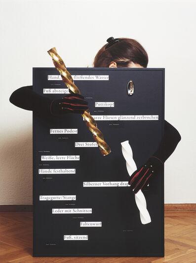 Luisa Kasalicky, 'Fliesen glänzend zerbrochen', 2015