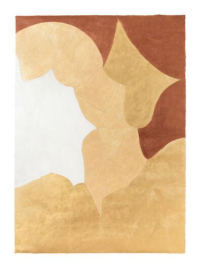 Adriana Carambia, 'Golden Leaf', 2015