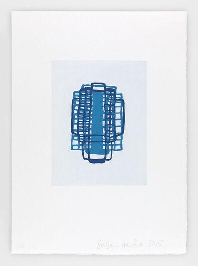 Susan Hefuna, 'Cityscape Munich', 2015