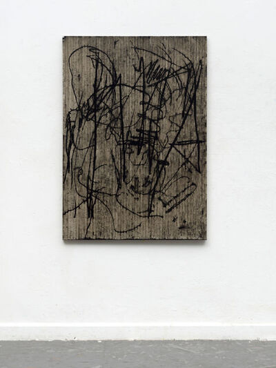 """Gregor Hildebrandt, '""""Der dunkle Freiflug""""', 2019"""