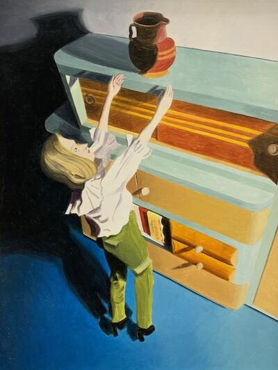 Kathy Osborn, 'Reaching', 2016