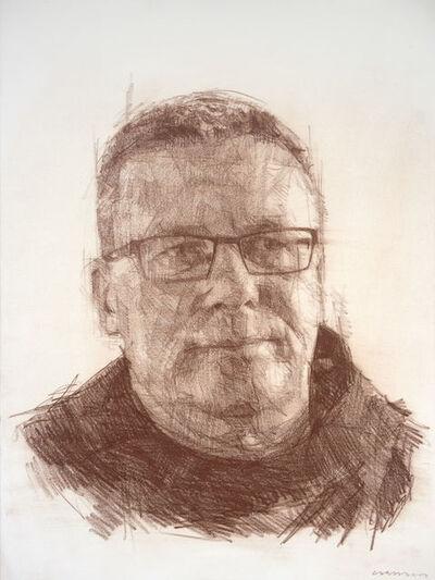Colin Davidson, 'Gregory', 2014-2017