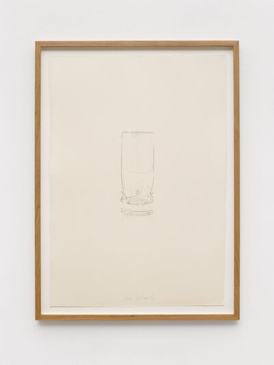 Peter Dreher, 'Untitled (0,100)', 1992