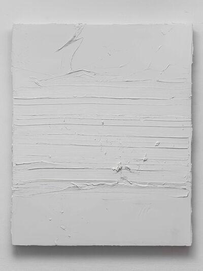 Jason Martin, 'Titanium white shade', 2016