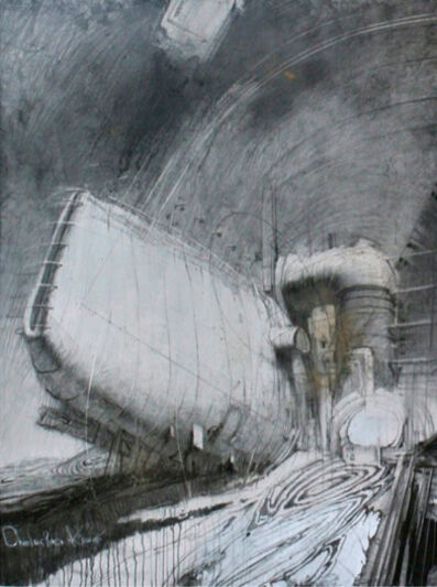 Kirill Chelushkin, 'POSTAPOCALYPTICA IV', 2016