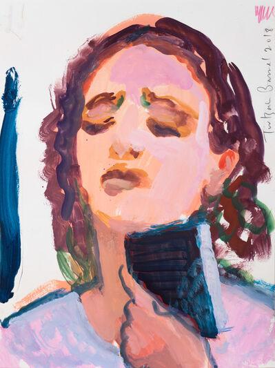 Tirtzah Bassel, 'Woman Praying', 2017