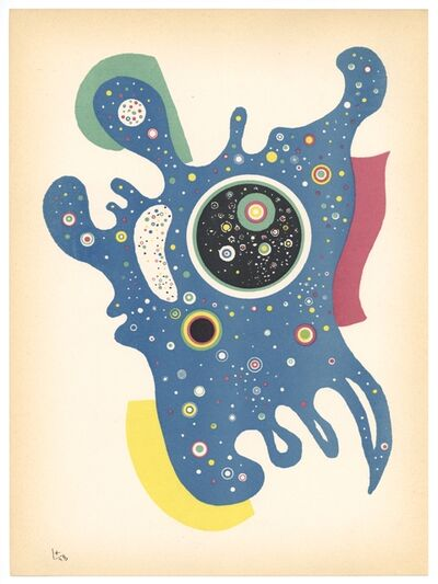 Wassily Kandinsky, 'Stars', 1938