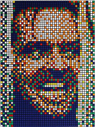 Invader, 'Rubik Kubrick II', 2007