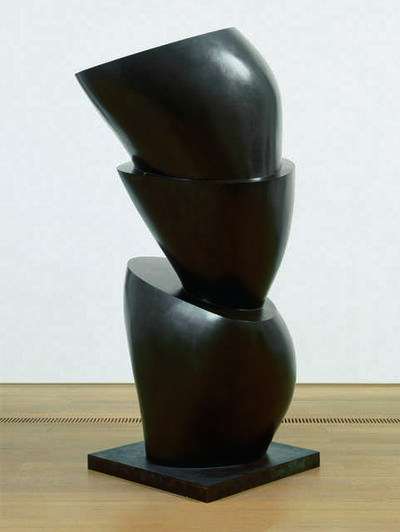 Hans Arp, 'Schalenbaum (Coupes superposées) (Tree of Bowls)', 1960