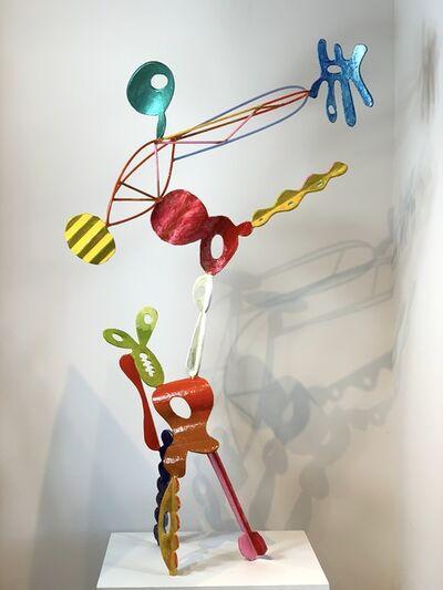 Peter Reginato, 'Thin Golden Style', 2000