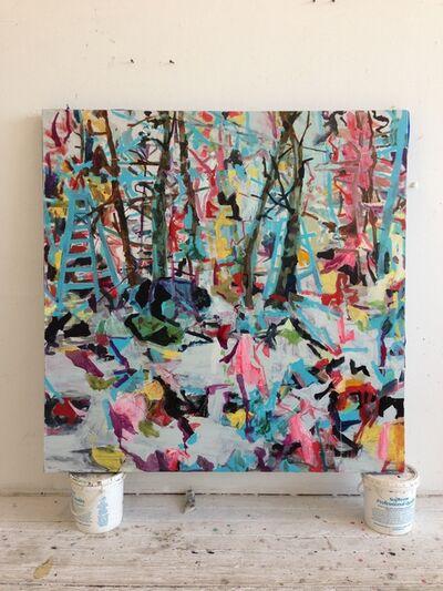 Allison Gildersleeve, 'Playground', 2015