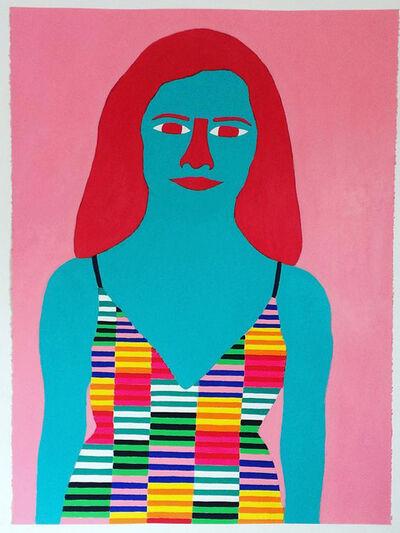 Robert Otto Epstein, 'Heather', 2016