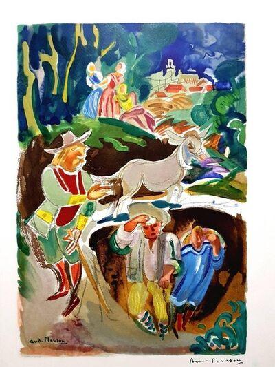 """André Planson, 'Original Lithograph """"Province de France"""" by André Planson', 1960s"""
