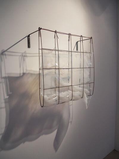 Mary Shaffer, 'White Smoke', 2011