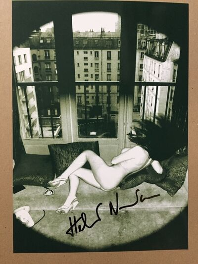 Helmut Newton, 'Suzy at Home', 1974