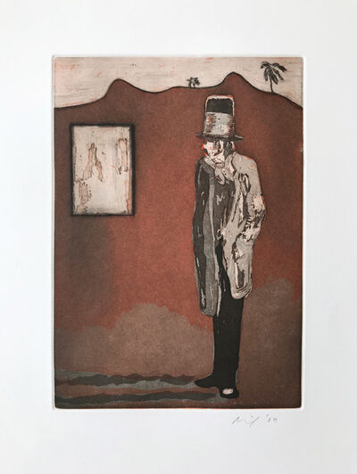 Peter Doig, 'Haus der Bilder', 2004