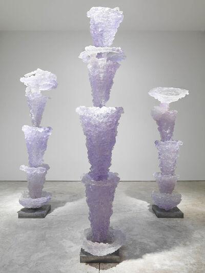Lynda Benglis, 'THE GRACES  '