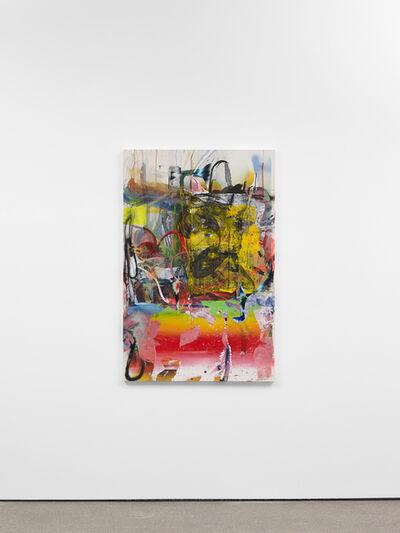Liam Everett, 'Untitled (her metal shoulder) ', 2020