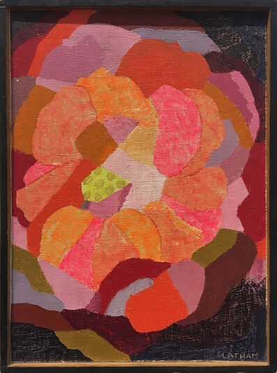 Barbara Latham, 'Flowers', 1951