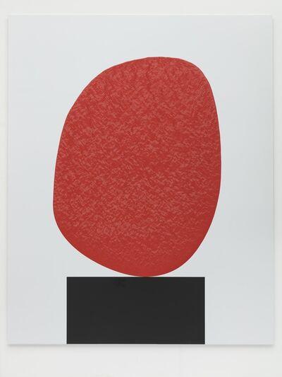 David Batchelor, 'Colour Chart 58 (red)', 2012