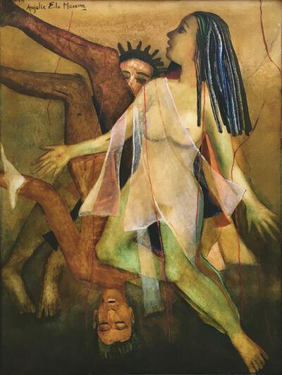 Anjolie Ela Menon, 'Falling Girl', 2015