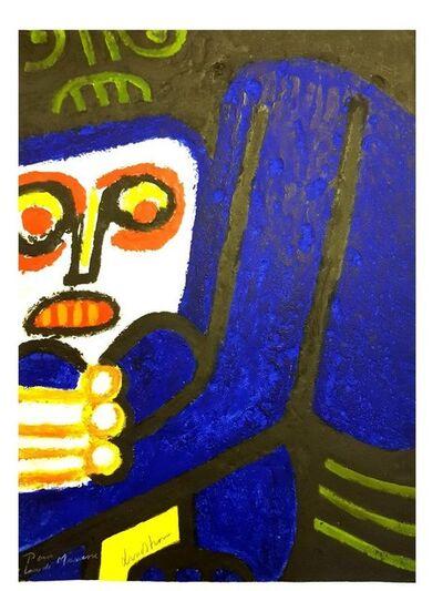 """Bengt Lindström, 'Original Etching """"Seven Deadly Sins III"""" by Bengt Lindström', 1976"""