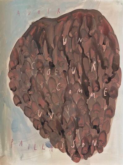 ARPAÏS du bois, 'Avoir un coeur comme un paillasson', 2018