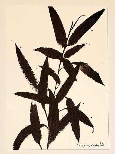 Heidi Jung, 'Ink Study #4', 2020