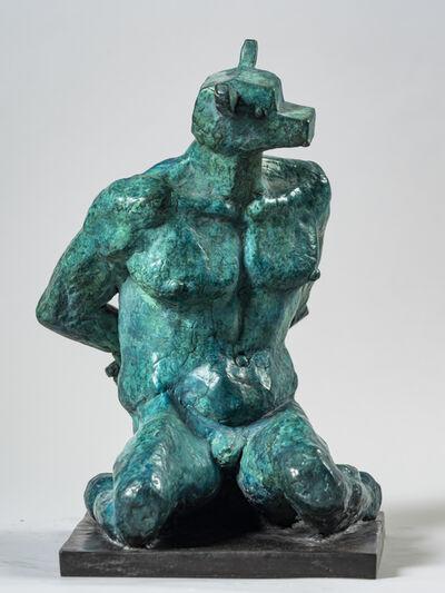 Ernst Neizvestny, 'Minotaur with Knife', 2012