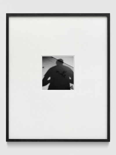 Martin Boyce, 'Self Portrait with Leaves (after Vivian Maier)', 2015