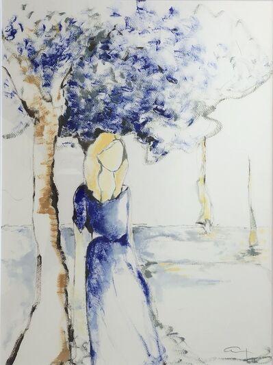 Amaya Salazar, 'Peaceful moment', 2020
