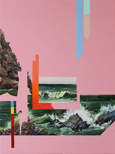 Joerg Dressler, 'Undulation II', 2019