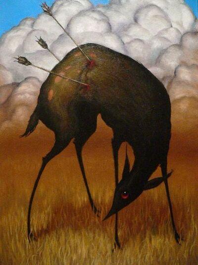 Esao Andrews, 'The Swarm'