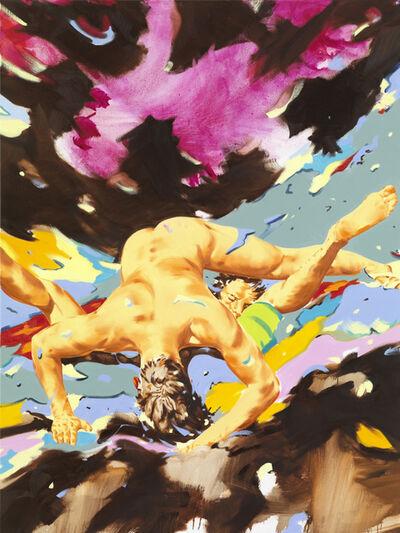 Norbert Bisky, 'Abyss', 2014