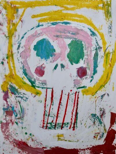 Adam Handler, 'Tribe Skull', 2018