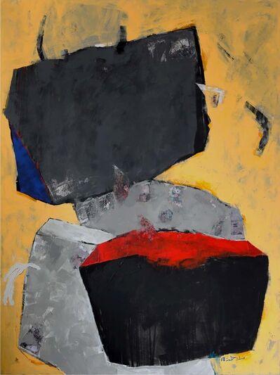 Ala' Hamameh, 'A Suitcase Memory 10', 2018