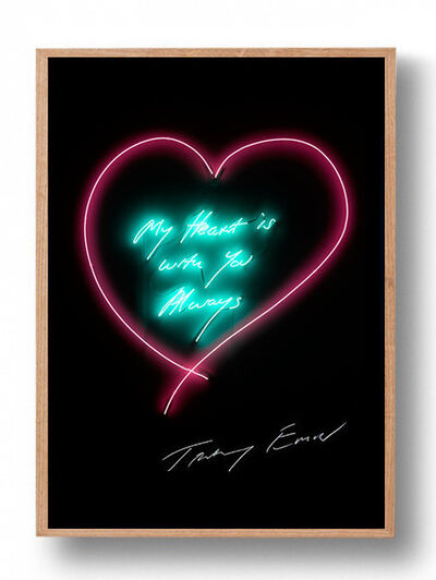 "Tracey Emin, '""My Heart Is With You Always""', 2015"