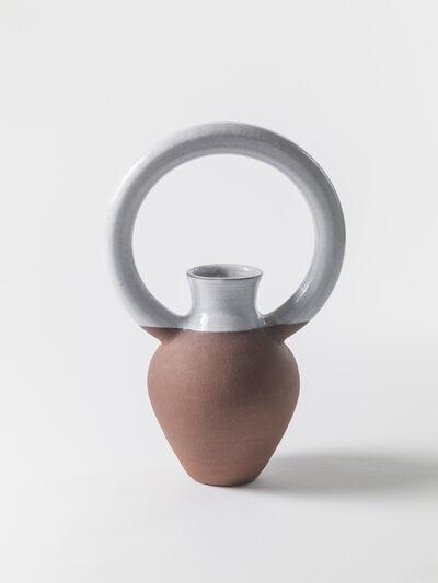 Lily Pearmain, 'Terracotta Bellied Vase', 2020