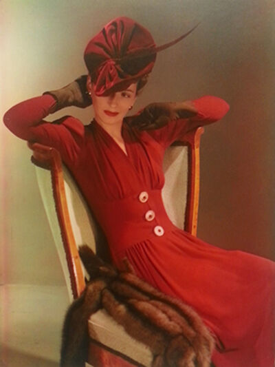 Louise Dahl-Wolfe, 'Betty McLaughlin', ca. 1940