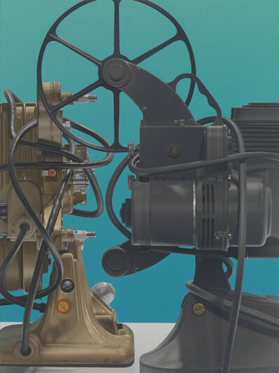 Harold Reddicliffe, 'Two Projectors and Cords', 2012