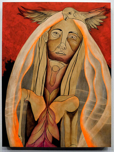 Jennifer Caviola (CAKE), 'Parrot Bride', 2013-2014