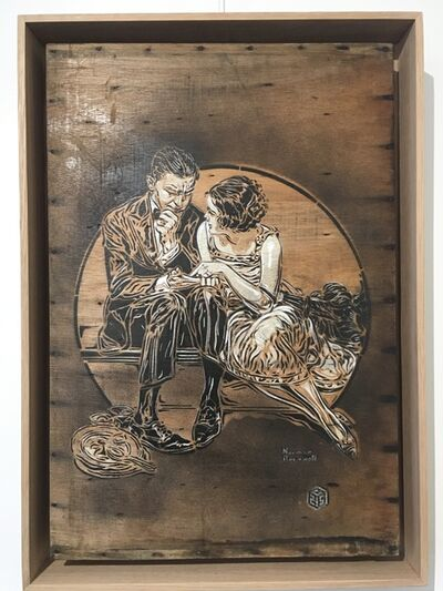C215, 'Norman Rockwell', 2015