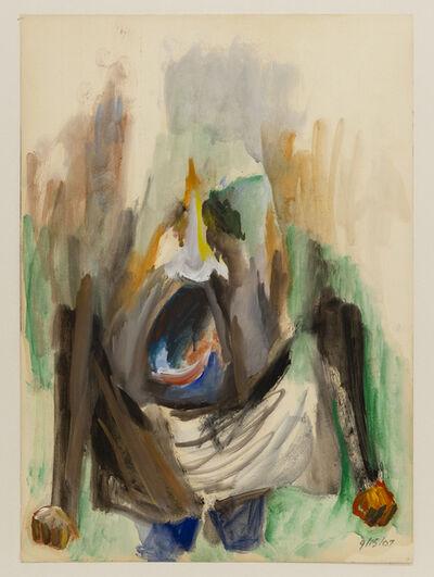 Vivian Browne, 'Little Men #102', 1967