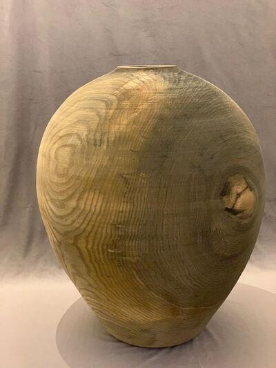 Ernst Gamperl, 'Object in Ash', 2020
