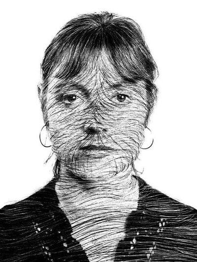 Annegret Soltau, 'SELBST', 1977