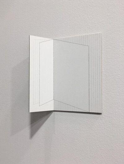 Jong Oh, 'Folding Drawing #10', 2019