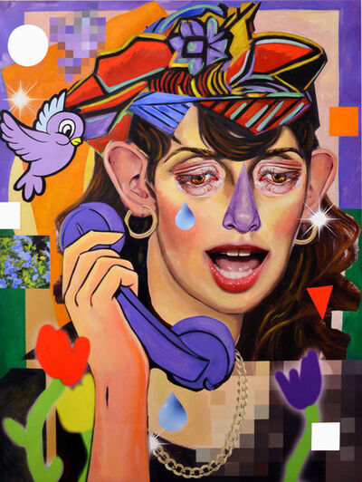 Allison Zuckerman, 'To Turn a Phrase', 2019