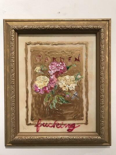 Karen Finley, 'Garden Fucking', 2018